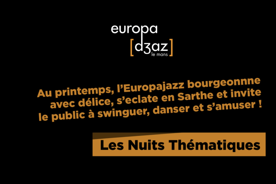 Teaser Europajazz 2019