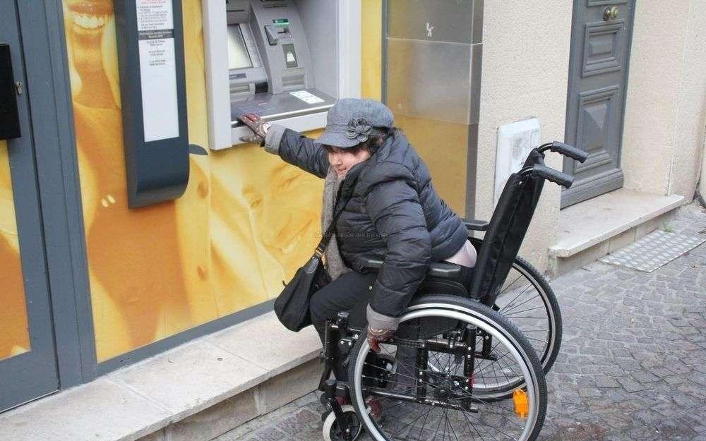 L'accessibilité aux personnes handicapées toujours un problème en france