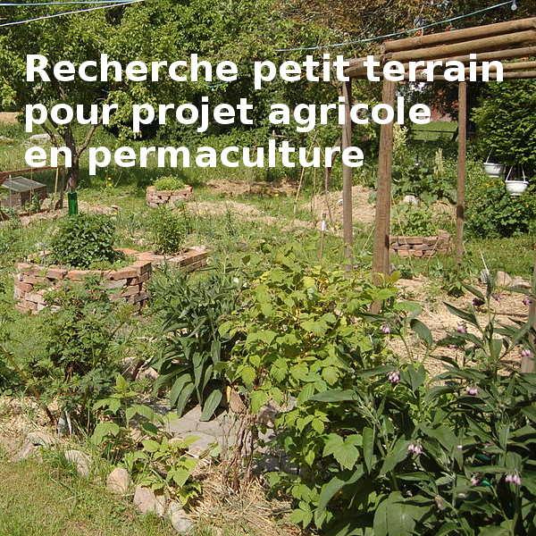 Recherche terrain agricole
