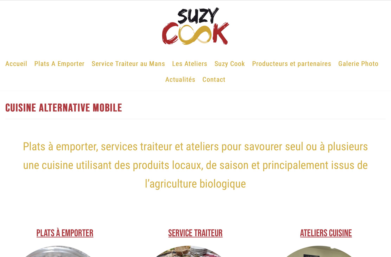 Création de site pour artisan